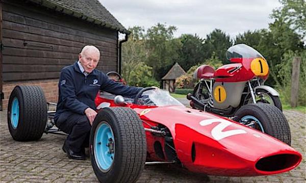 Ricordiamo JOHN SURTESS l'unico campione mondiale in moto e in Formula Uno – (1934/2017)