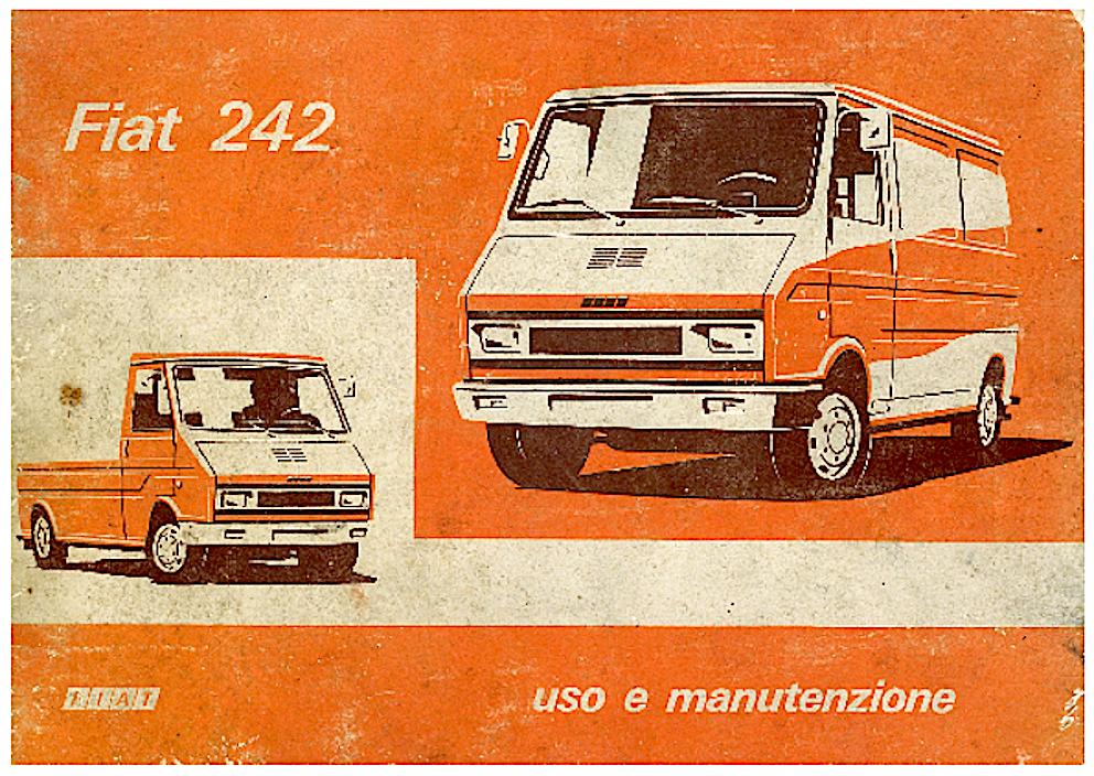 fiat 242