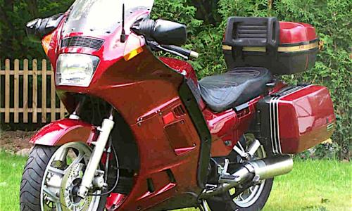 KAWASAKI GTR 1000 – (1986/2003) – Giappone