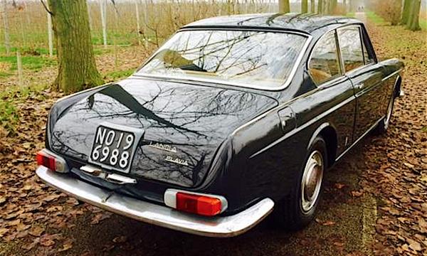 LANCIA FLAVIA Coupé – (1962/1971) – Italia
