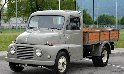 FIAT 615 l'autocarro del boom economico – (1951/1965) – Italia
