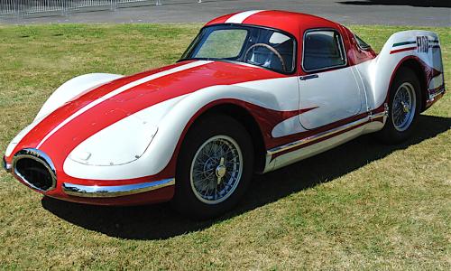 FIAT TURBINA – Concept – (1954) – Italia