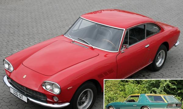 FERRARI 330 GT 2+2 e (1964/1967) – Italia