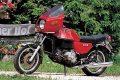 SHIFTY 900 in sella alla FIAT 127 - (Fine anni '70) - Italia