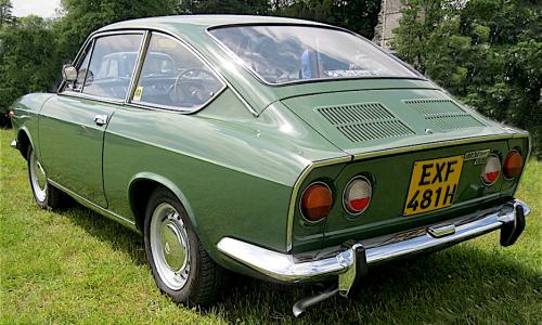 FIAT 850 SPORT COUPE' – Seconda serie – (1968/1971) – Italia