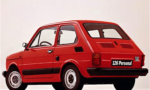 FIAT 126 Personal – (1976) – Italia