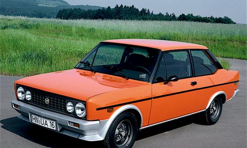 FIAT 131 RACING – (1978) – Italia