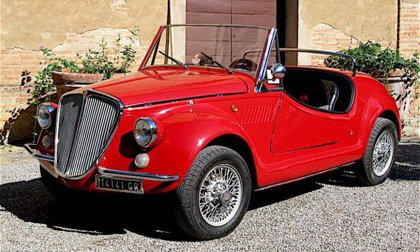 FIAT 500 VIGNALE (Gamine) – (1967) – Italia