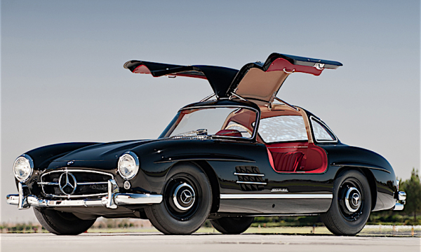 MERCEDES 300 SL – (1954/1957) – Germania