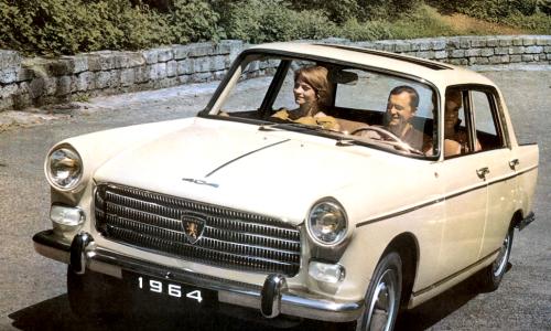 PEUGEOT 404 – (1960/1978) – Francia
