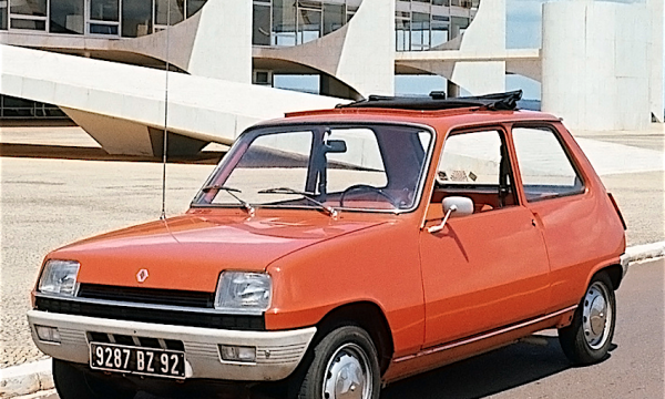 RENAULT 5 l'utilitaria di successo – (1972/1984) – Francia