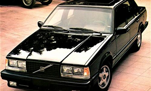 VOLVO 740 – (1984/1993) – Svezia