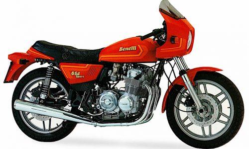 BENELLI QUATTRO 654 – (1979/1986) – Italia