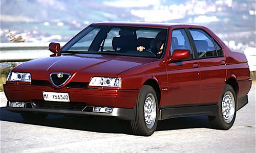 ALFA ROMEO 164 Q4 – (1993/1997) – Italia