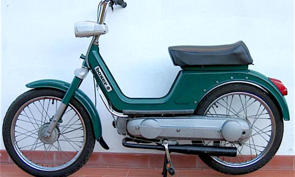 PIAGGIO BOXER – (1970/1983) – Italia