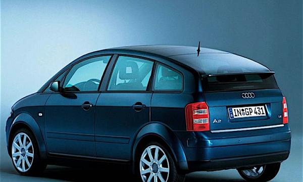 AUDI A2 …. il flop targato Audi – (1999) – Germania