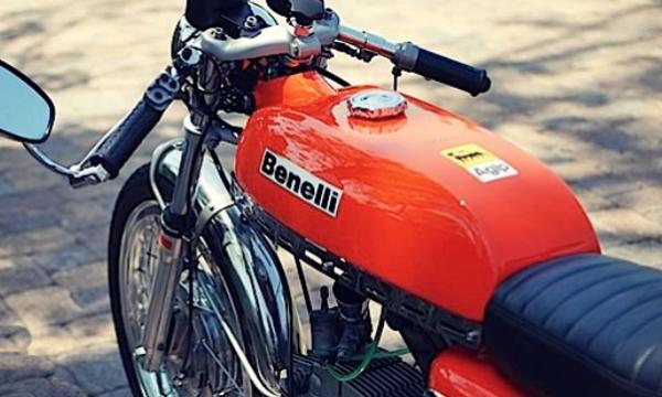 BENELLI SPORT SPECIAL – (1968/1973) – Italia