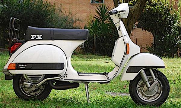 PIAGGIO VESPA PX – (1977/1984) – Italia