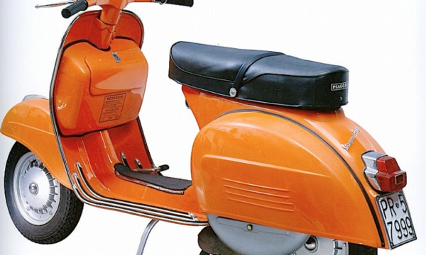 Piaggio VESPA RALLY – (1968/1979) – Italia