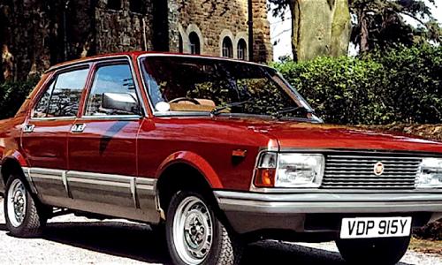 FIAT ARGENTA un flop annunciato – (1981/1985)