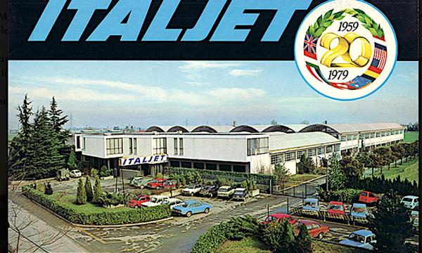 ITALJET una storia tutta italiana – (dal 1960)