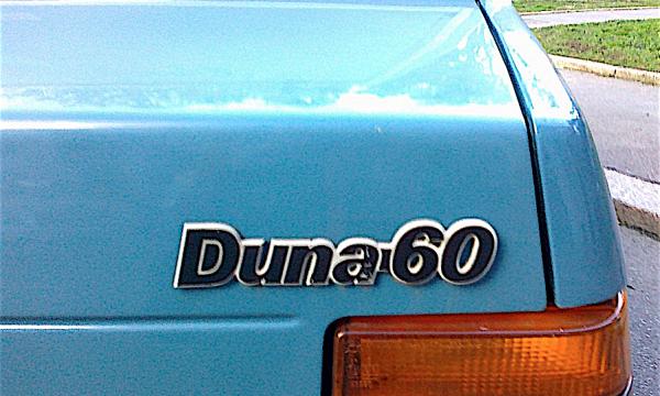 FIAT DUNA …. il flop di successo – (1985/2000) – Italia