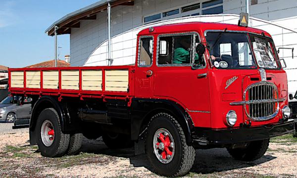 FIAT 682 il primo vero camion per semirimorchi FIAT – (1952/1988)