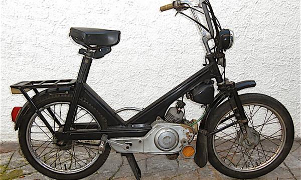 Moto Guzzi TROTTER – (1966/1973)