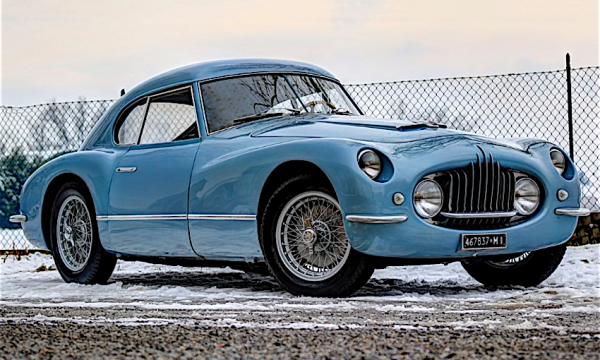 FIAT 8V l'incredibile storia di una fra le più interessanti Fiat di tutti i tempi – (1952/1954) – italia