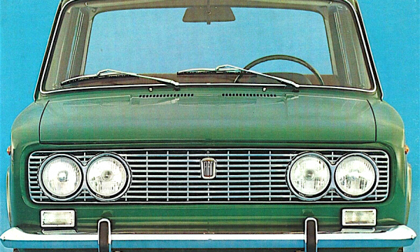 FIAT 124 SPECIAL – (1968/1974)