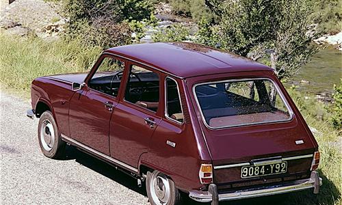 RENAULT 6 – (1968/1980) Francia