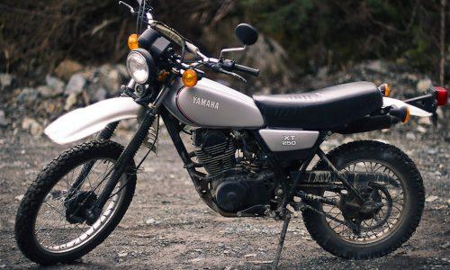 YAMAHA XT 250 – (1984/2005) – Giappone