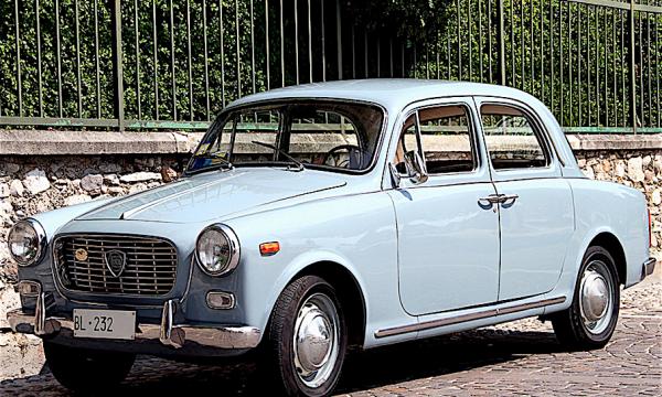 LANCIA APPIA III serie – (1959/1963) – Italia