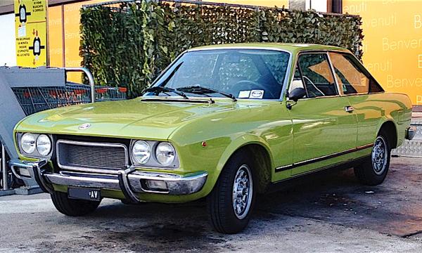 FIAT 124 Sport Coupè 3° serie – (1972/1975)