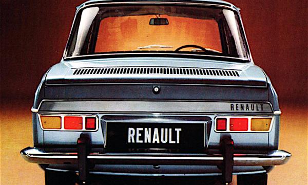 RENAULT 10 – (1965/1971) – Francia