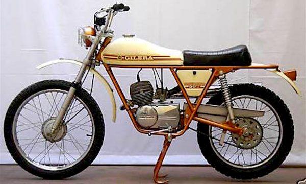 GILERA 5V Trial 50 – (1971) – Italia