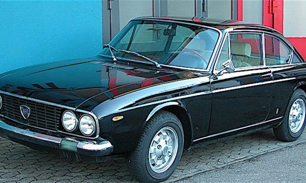 LANCIA 2000 Coupé – (1971/1974) Italia