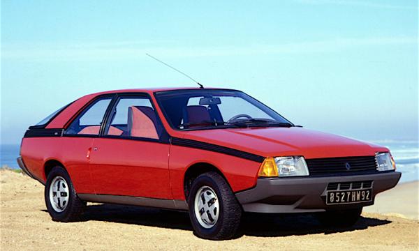 Renault Fuego – (1980/1992) – Francia