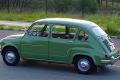 SEAT 800 - La Fiat 600 a 4 porte - (1964/1967) - Spagna