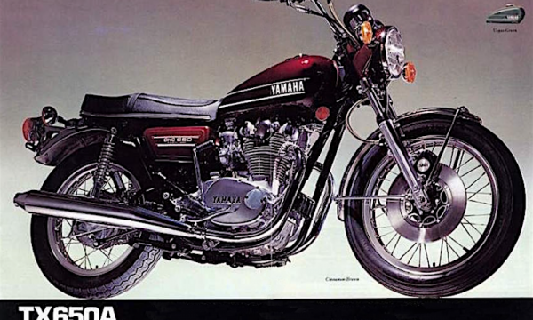 Yamaha TX 650 – (1972/1983)