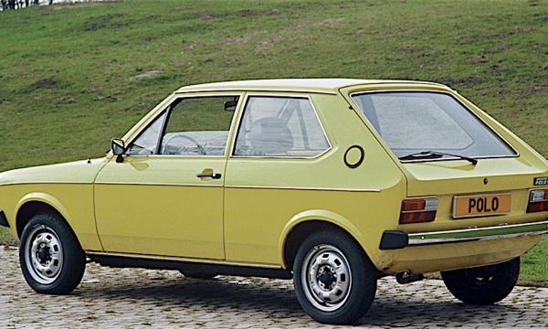 Volkswagen Polo Prima Serie – (1975/1981)