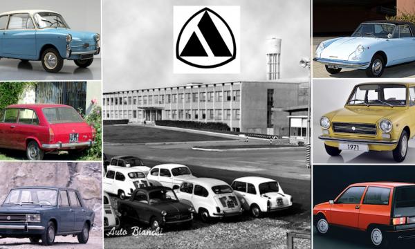 AUTOBIANCHI storia di un marchio di successo – (1955/1995)
