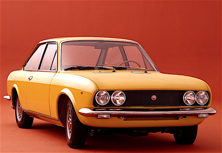 Fiat 124 Sport seconda serie