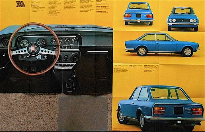 Fiat 124 sport