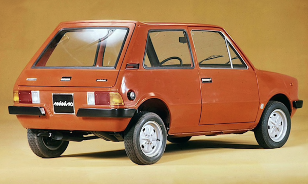 INNOCENTI … la Mini tutta italiana (1975/1993) – Italia