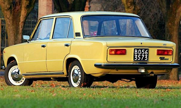 FIAT 124 SPECIAL T – (1970/1972) – Italia