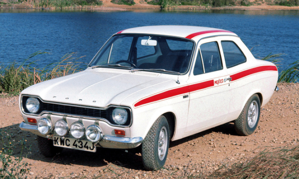 FORD ESCORT MEXICO (1970)