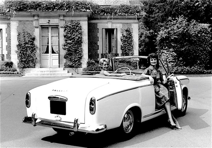 Peugeot 403 Convertible