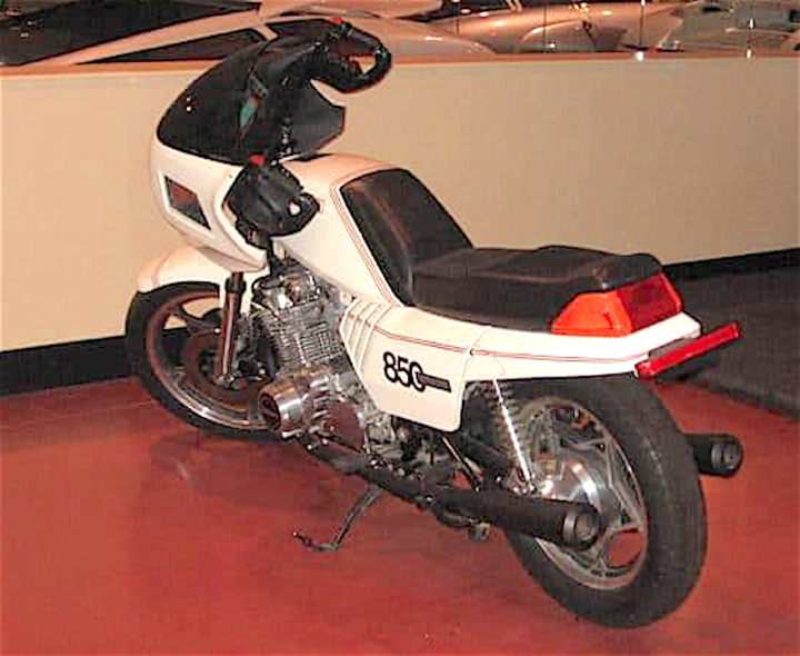 Suzuki 850 GS